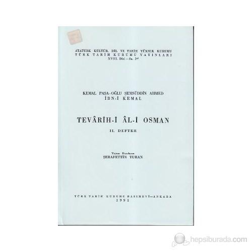 Tevarih-İ Al-İ Osman - 2. Defter
