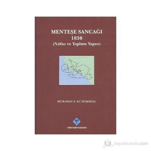 Menteşe Sancağı 1830-Mübahat S. Kütükoğlu