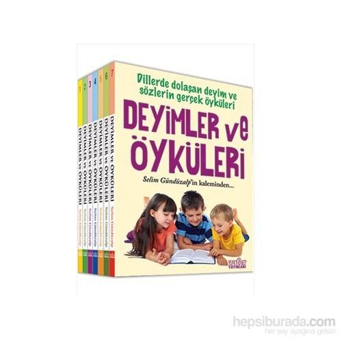 Selim Gündüzalp Deyimler Ve Öyküleri Seti (7 Kitap) - Selim Gündüzalp