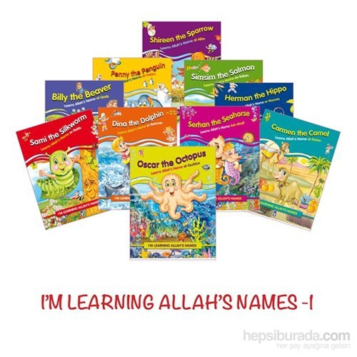 I'm Learning Allah's Names I