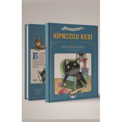 Hipnozcu Kedi