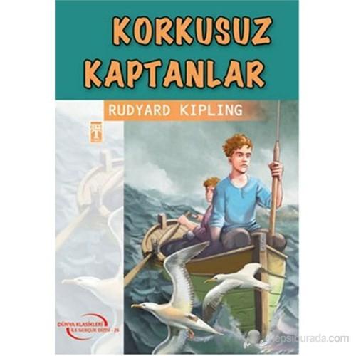 Korkusuz Kaptanlar - Rudyard Kipling