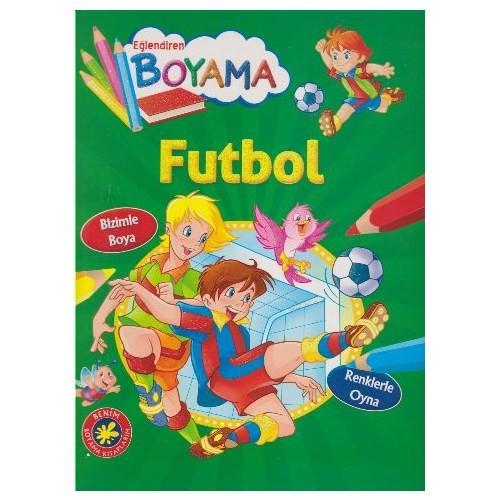 Eğlendiren Boyama: Futbol-Kolektif