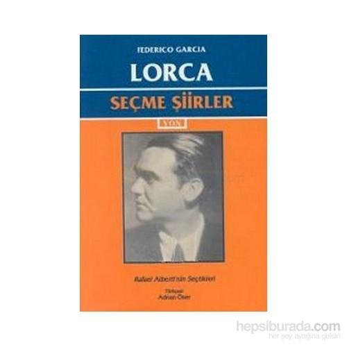 Seçme Şiirler-Federico Garcia Lorca
