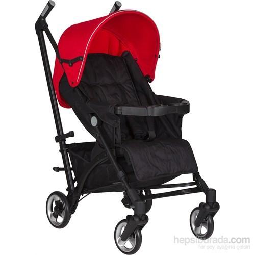 Soo Baby Litewings Bebek Arabası - Rosso