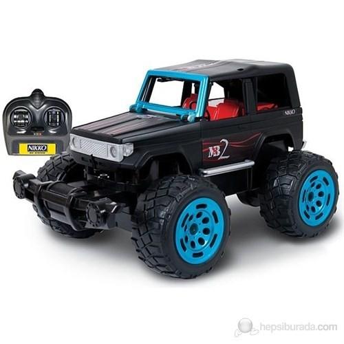 Nikko Survivor 2 1:16 Uzaktan Kumandalı Jeep