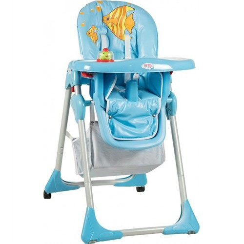 Sunny Baby Sb-103 Platin Mama Sandalyesi / Mavi