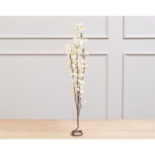 Madame Coco Dekoratif Yapay Çiçek Kiraz Çiçeği