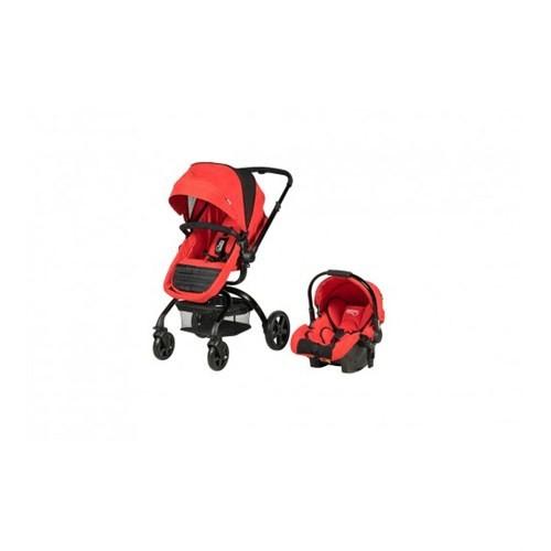 Sunny Baby Millenium T/S Bebek Arabası (Çift Yönlü) - Kırmızı