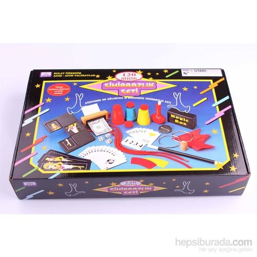 Nani Toys 120 Sihir Sihirbazlık Seti