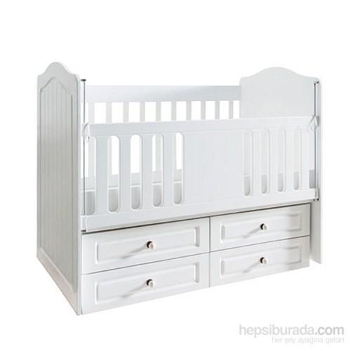 Belis Defne Bebek Odası 70X130 Beşik 1354