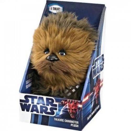 Star Wars Chewbacca Sesli Peluş 25Cm