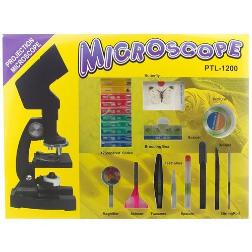 Bircan Oyuncak Mikroskop Seti