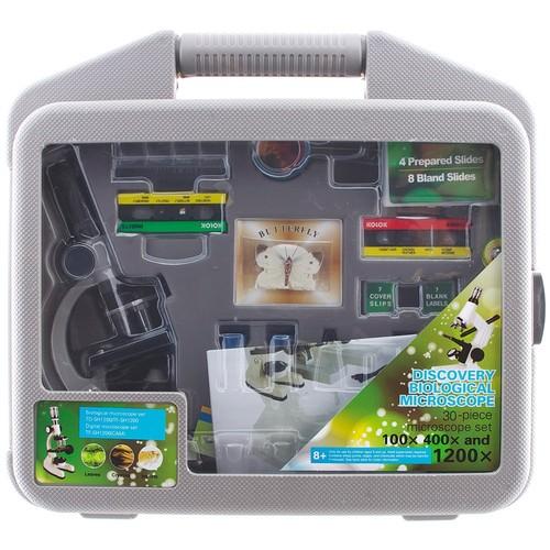 Bircan Oyuncak Discovery Mikroskop Seti