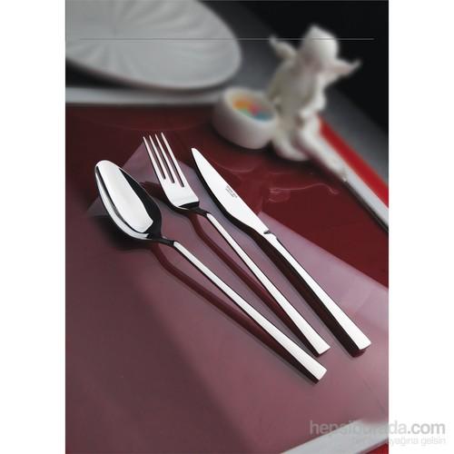 Yetkin Lara 12 Adet Yemek Bıçağı - Saten