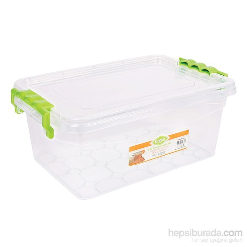 Bager 6 No Multi Fonksiyon Box (28 Lt)