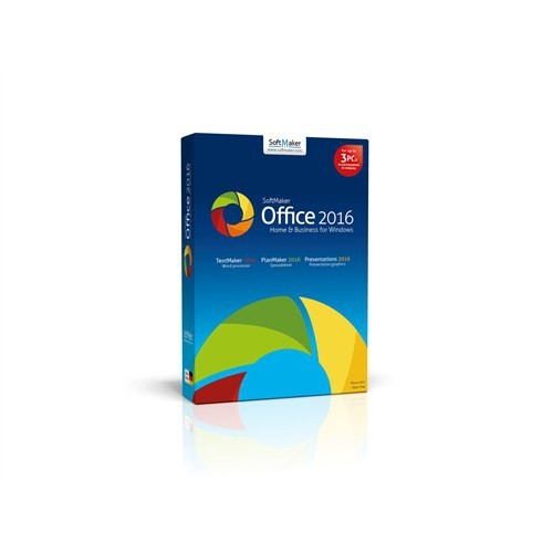 SoftMaker Office 2016 3 Kullanıcı Ev & İş