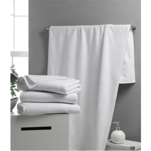 Alla Turca Beyaz Banyo Havlusu