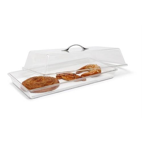 BO352 - Dikdörtgen Pasta Kek Kabı Takım