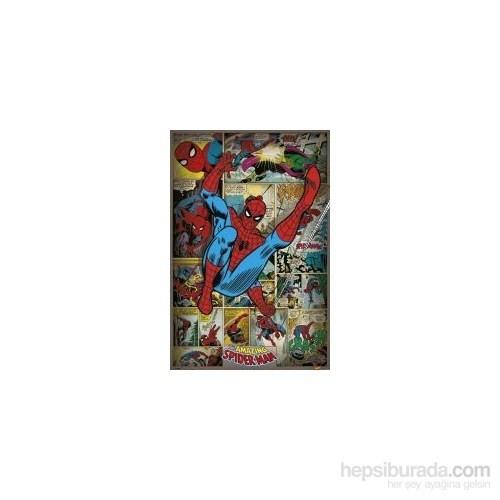 Maxi Poster Spiderman Retro