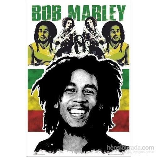Bob Marley Rasta Maxi Poster