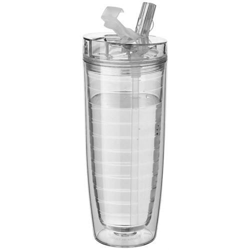 Pf Concept 10033400 Double Wall Mug Transparan