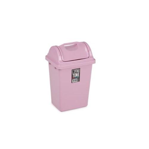 Bora Köşeli Çöp Kovası 7.5 Litre İtmeli No: 2