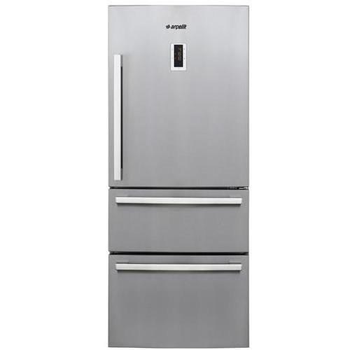 Arçelik 2475 CEI A+ 530 Lt Kombi Tipi Inox NoFrost Buzdolabı