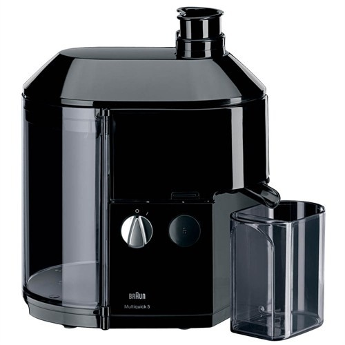 Braun Mp 80 600W Katı Meyve Sıkacağı-Siyah