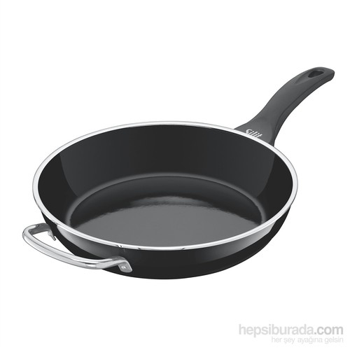 Silit Silargan Black 28 Cm Tava 2829.2501.03