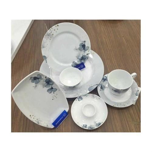 Korkmaz 42 Parça Porselen Kahvaltı Seti A8824