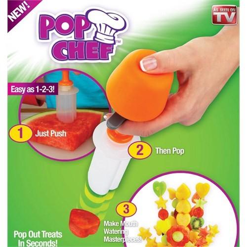 Enza Pop Chef Meyve Sebze Şekillendirici Set