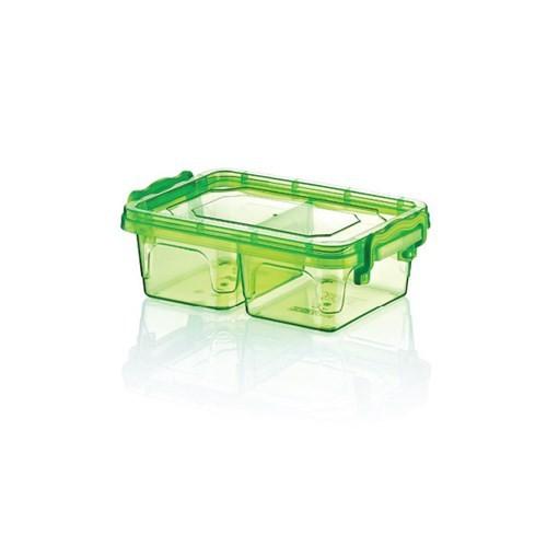 Hobby Life Plastik 500 Ml Bölmeli Bonbon Kutu Saklama Kabı 6 Lı