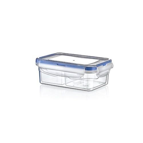 Hobby Life Plastik 400Ml İki Bölmeli Sızdırmaz Saklama Kabı