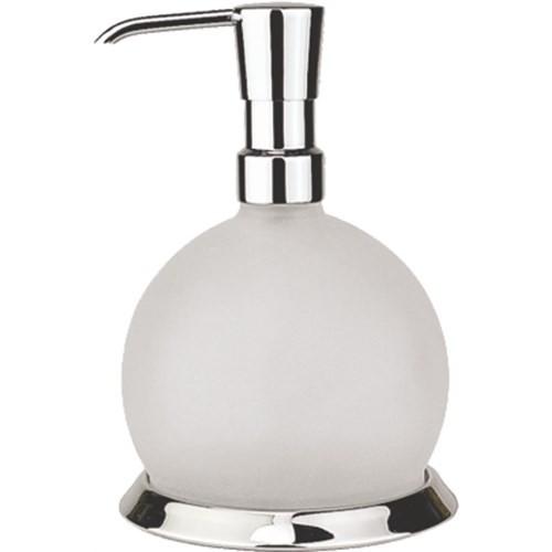 Dame Küre Sıvı Sabunluk Camlı
