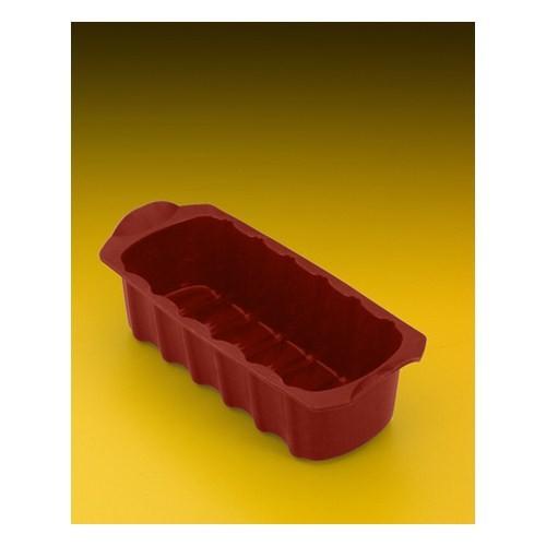 Metaltex Silikon Dikdörtgen Kek Kalıbı ( 25 Cm )