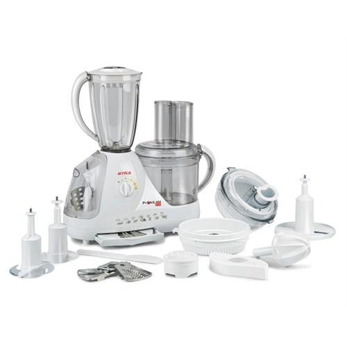 Arnica Prokit 444 Plus Mutfak Robotu Beyaz
