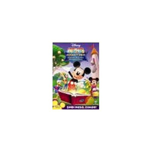 Mickey Mouse Clubhouse Storybook Surprises (Mickey Mouse Clubhouse Masal Kitabı Sürprizleri)