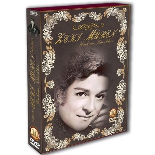 Zeki Müren Yeşilçam Klasikleri Box Set (10 DVD)