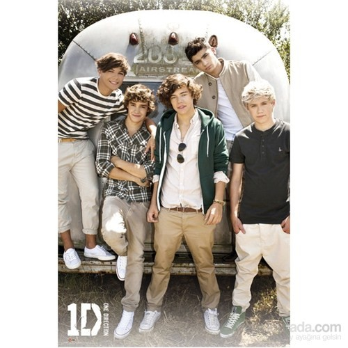 One Direction Airstream Maxi Poster
