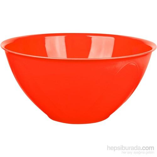 Bager Yonca 3 No Yuvarlak Kase - 1500 Ml - Kırmızı