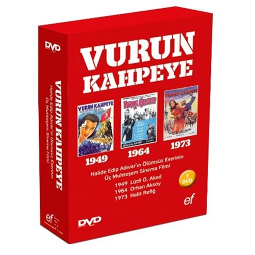 Vurun Kahpeye Box Set (3 Disc)