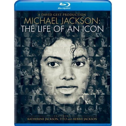 Michael Jackson: The Life of an Icon (Michael Jackson: Bir Efsanenin Yaşamı) (Blu-Ray Disc)