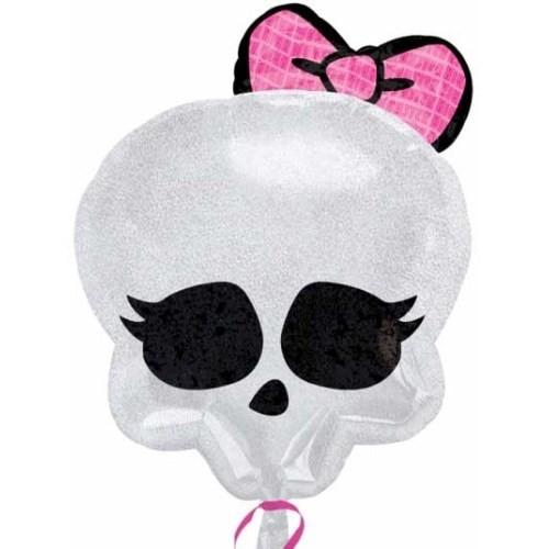 Parti Paketi Monster High Skullette Super Shape Folyo Balon