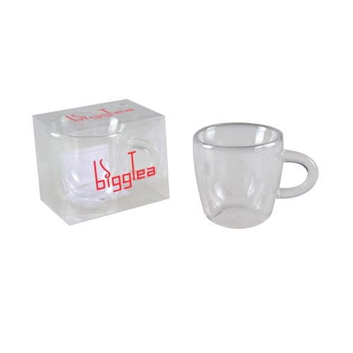 Biggtea Double Wall Espresso Fincan