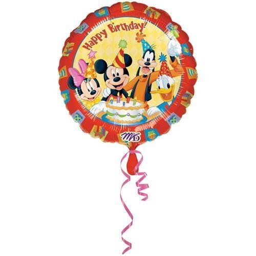 Mickey Mouse Ve Arkadaşları Folyo Balon