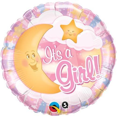 İts A Girl Bubbles Folyo Balon 56 Cm