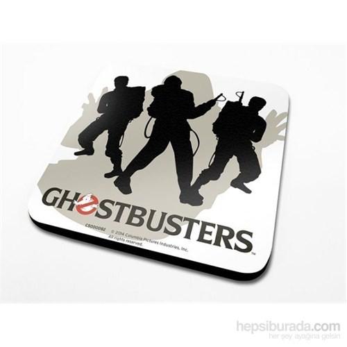 Bardak Altlığı Ghostbusters (Silhouettes)