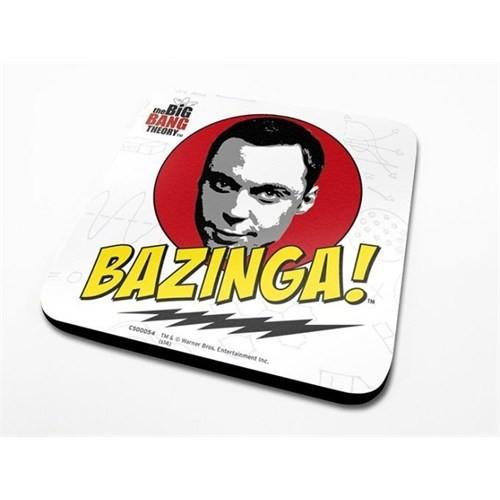 Pyramid International Bardak Altlığı - Big Bang Theory Bazinga