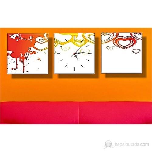 Kalpler Kanvas Tablo ve Saat
